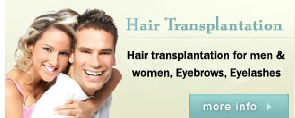 hair transplant for men & women